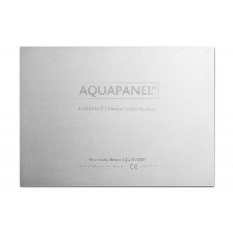 Циментова плоскост Knauf Аквапанел outdoor 12.5/1200/2000 цена