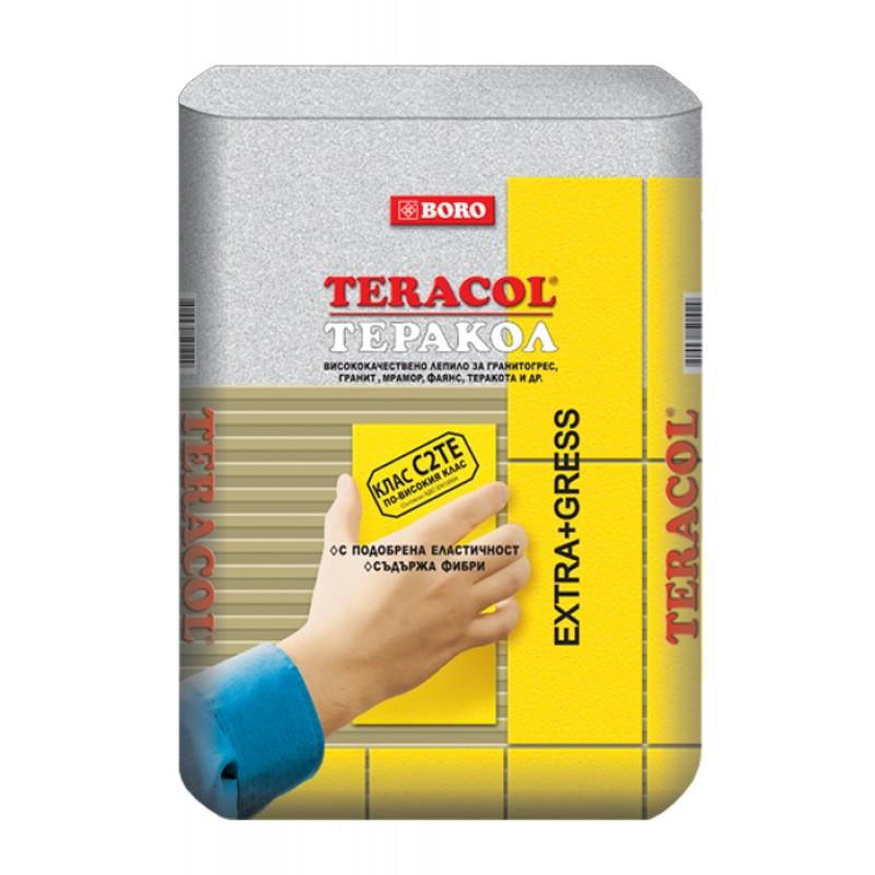 Лепило Теракол - клас C2TE  цена