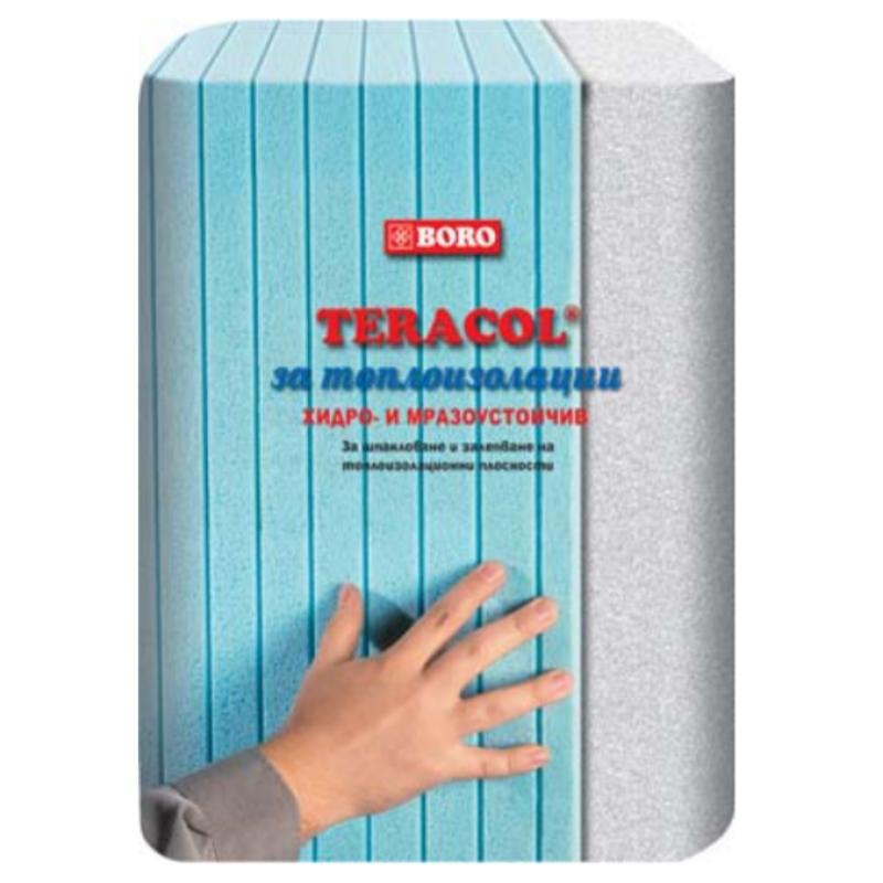 Лепило Теракол за топлоизолации - 25 кг цена