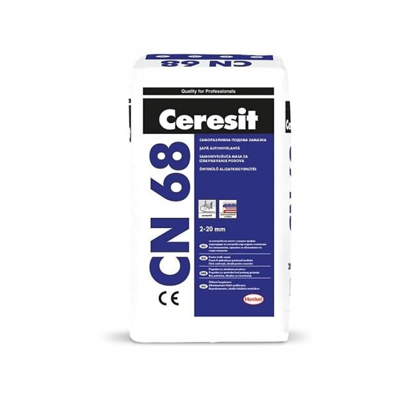 Саморазливна замазка CN 68 25 кг. цена