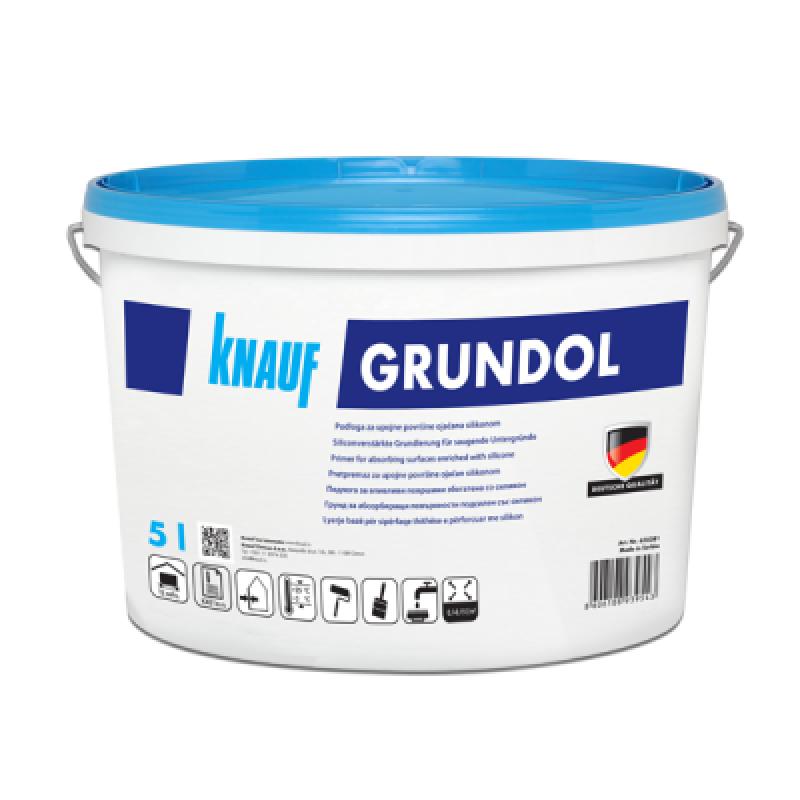Грунд дълбочинен 5 л. Knauf цена