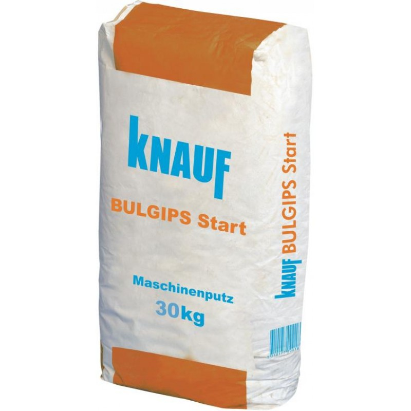 Гипсова мазилка Knauf Bulgips Start 30кг. цена