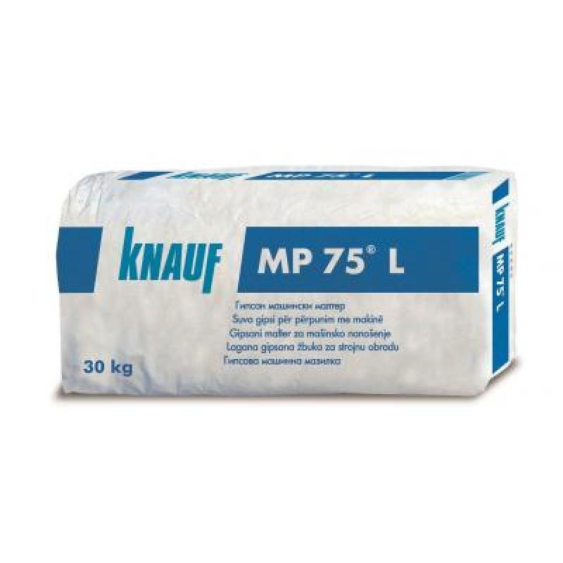 MP75 L Лека гипсова мазилка за машинно нанасяне Knauf  цена