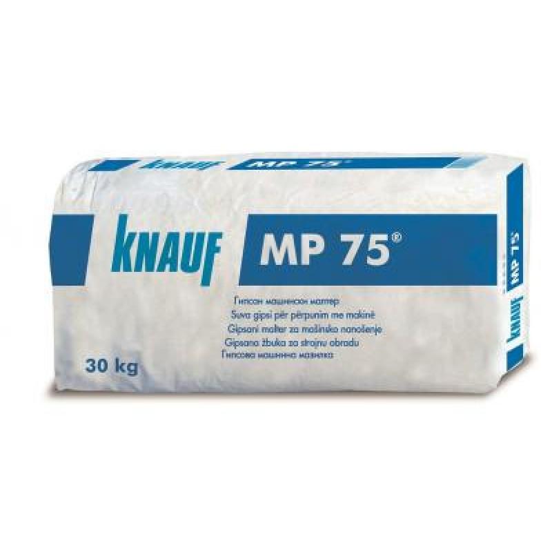 MP75 Гипсова мазилка за машинно полагане Knauf  цена