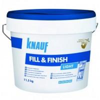 Фугопълнител и шпакловка Шийтрок син капак (Knauf Fill & Finish)