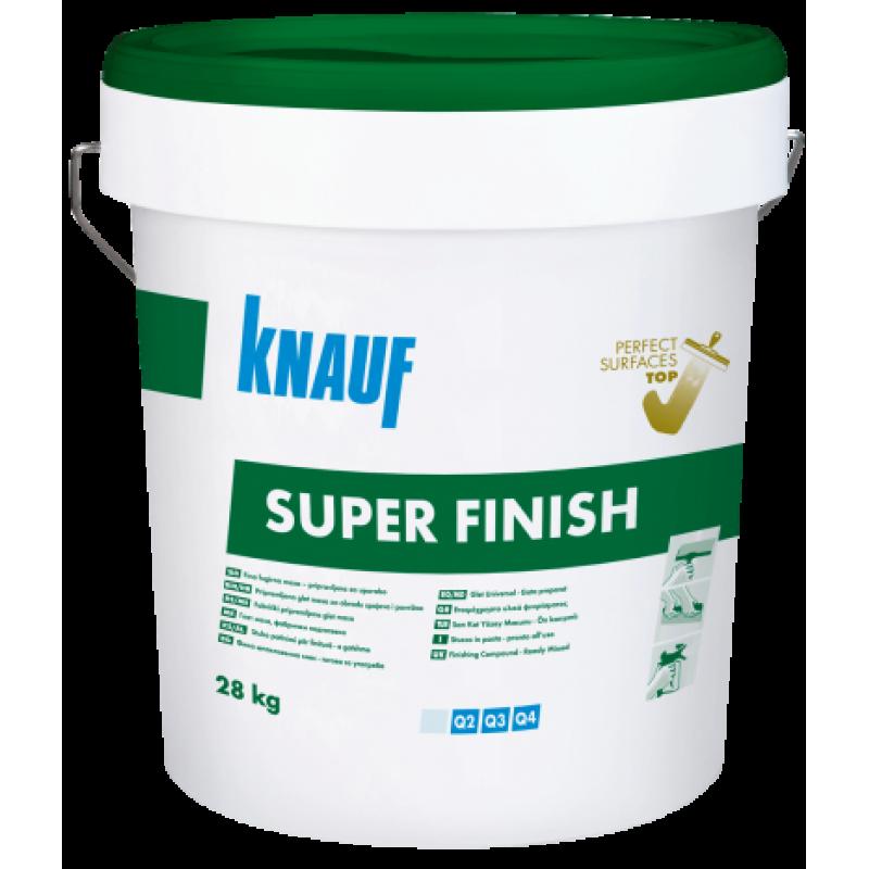 Фугопълнител и шпакловка Шийтрок зелен капак (Knauf Super Finish) цена