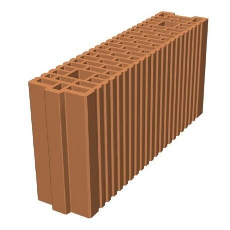 Керамични блокове Porotherm 12 N+F цена