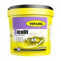 SICOLIT– силиконова мазилка Теразид