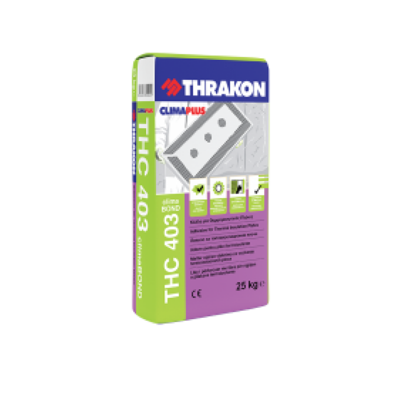 Тракон TНС 403 - Циментово лепило  за EPS/XPS/ мин.вата  цена
