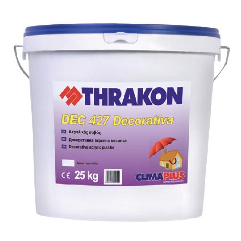 Акрилна мазилка DEC 427 Decorativa Тракон цена