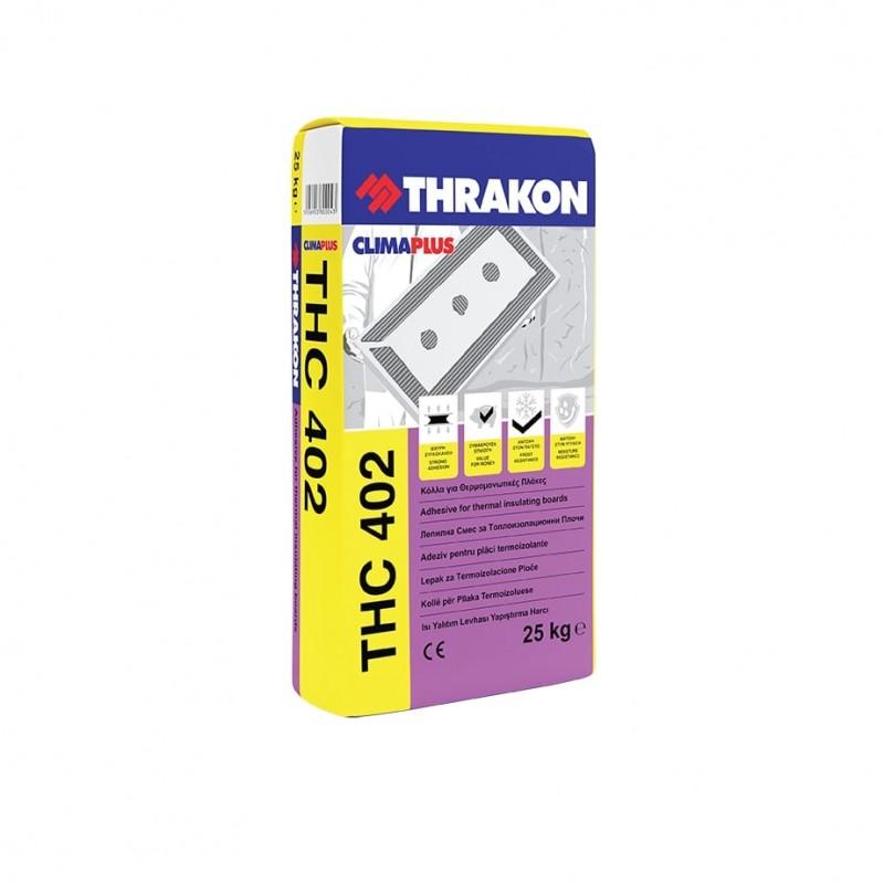 Тракон THC 402 - Циментово лепило за EPS/XPS  цена
