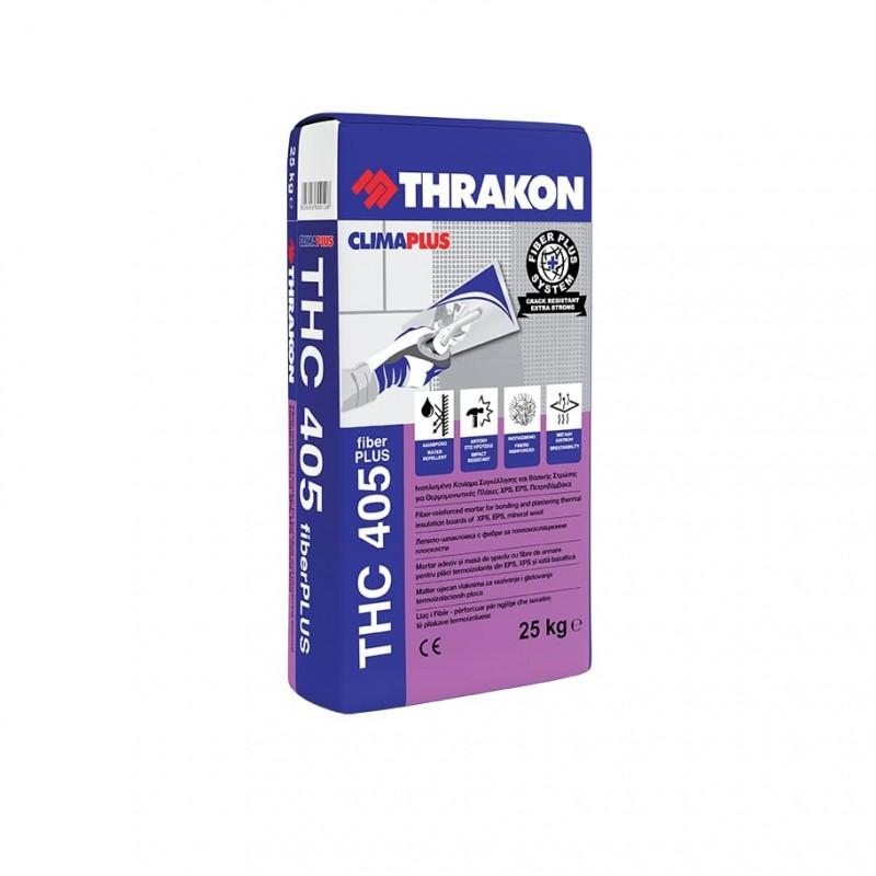 Тракон THC 405 Plus циментова шпакловка за EPS/XPS  цена