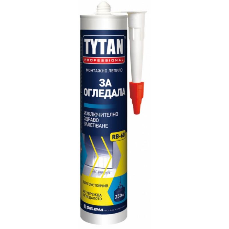 Монтажно лепило за огледало RB  60 - 310 мл. Tytan цена