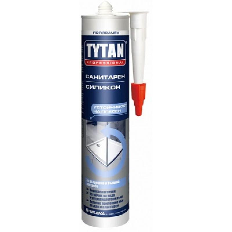 Санитарен силикон Tytan  280 мл.  цена