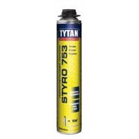 Пистолетна пяна O2 STYRO 753 - 750мл Tytan