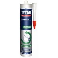 Бял акрилен уплътнител 500 мл. Tytan