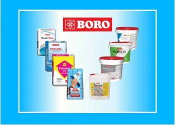 Ново партньорство с българския производител BORO